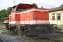 "Deutz 57876 - WLE ""05"" 28.08.2007 - Warstein, BahnhofPeter Gerber"