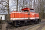 "Deutz 57876 - WLE ""05"" 15.01.2008 - Warstein, BahnhofPeter Gerber"
