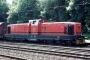 """Deutz 57877 - KN """"V 167"""" 22.07.1983 - Kassel-WilhelmshöheFrank Glaubitz"""