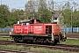 """Deutz 58124 - DB Cargo """"296 060-7"""" 12.05.2016 - SeelzeCarsten Niehoff"""