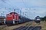 """Deutz 58126 - DB Cargo """"290 562-8"""" 22.09.2018 - HegyeshalomTamás Szendrei"""