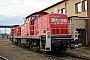 """Deutz 58126 - DB Cargo """"290 562-8"""" 02.02.2019 - KomáromNorbert Tilai"""