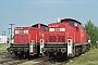 """Deutz 58128 - DB Cargo """"290 064-5"""" 30.06.2003 - Engelsdorf, BahnbetriebswerkRalph Mildner"""