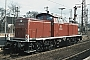 "Deutz 58128 - DB ""290 064-5"" 14.02.1973 - Bremen, HauptbahnhofNorbert Lippek"