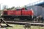 """Deutz 58129 - Railion """"290 565-1"""" 22.04.2008 - RostockRalf Lauer"""