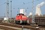"""Deutz 58129 - DB Schenker """"290 565-1"""" 28.03.2012 - Rostock, SeehafenAndreas Görs"""