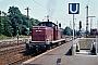 """Deutz 58130 - DB """"290 066-0"""" 23.07.1983 - Köln-DeutzNorbert Lippek"""