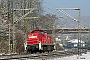 "Deutz 58131 - DB Schenker ""290 567-7"" 26.01.2010 - EnnepetalIngmar Weidig"