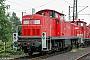 """Deutz 58133 - Railion """"290 069-4"""" 09.06.2006 - Oberhausen-OsterfeldRolf Alberts"""