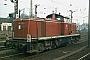 "Deutz 58133 - DB ""290 069-4"" 01.02.1973 - Bremen, HauptbahnhofNorbert Lippek"