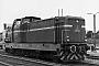 "Deutz 58233 - AKN ""V 2.013"" 19.06.1981 - Kaltenkirchen, AKN BahnbetriebswerkKlaus Görs"