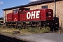"Deutz 58250 - OHE ""150073"" 24.06.2002 - Celle Nord, OHE BahnbetriebswerkMartin Ketelhake"