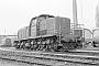 """Deutz 58251 - WLE """"VL 0637"""" 07.02.1981 - Lippstadt, Bahnbetriebswerk Stirper StraßeChristoph Beyer"""