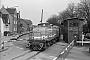 """Deutz 58252 - WLE """"VL 0638"""" 26.03.1981 - Lippstadt, Bahnhof Lippstadt-NordChristoph Beyer"""