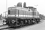 """Deutz 58254 - WLE """"VL 0640"""" 02.07.1984 - Lippstadt, Bahnbetriebswerk Stirper Str.Christoph Beyer"""