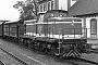 """Deutz 58254 - WLE """"40"""" 03.09.1992 - ErwitteDietrich Bothe"""