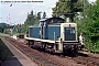 "Deutz 58303 - DB ""290 073-6"" 02.08.1993 - Dissen-Bad Rothenfelde, BahnhofNorbert Schmitz"
