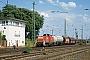 """Deutz 58305 - Railion """"294 075-7"""" 22.07.2006 - Hanau, HauptbahnhofRalph Mildner"""