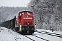 """Deutz 58306 - DB Schenker """"294 576-6"""" 26.01.2011 - CharlottenhofTorsten Frahn"""