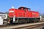 """Deutz 58306 - DB Cargo """"294 576-4"""" 04.03.2018 - Glauchau, BahnhofRené Große"""