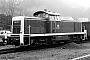"""Deutz 58307 - DB """"290 077-7"""" 21.01.1991 - Herdecke, BahnhofThomas Dietrich"""