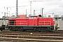 """Deutz 58312 - DB Schenker """"294 582-2"""" 04.01.2012 - TroisdorfMarcus Kantner"""