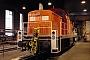 "Deutz 58314 - DB Cargo ""294 584-8"" 05.03.2003 - Hagen-Eckesey, BahnbetriebswerkAlexander Leroy"