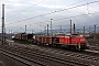 """Deutz 58316 - DB Schenker """"294 586-3"""" 09.01.2014 - Kassel, RangierbahnhofChristian Klotz"""