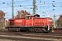 """Deutz 58318 - DB Cargo """"294 588-9"""" 13.11.2020 - Basel, Badischer BahnhofTheo Stolz"""