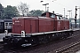 "Deutz 58318 - DB ""290 088-4"" 10.05.1977 - Bremen, HauptbahnhofNorbert Lippek"