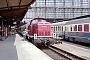 """Deutz 58318 - DB """"290 088-4"""" 04.07.1986 - Frankfurt (Main), HauptbahnhofRobert Steckenreiter"""