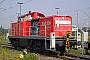 """Deutz 58318 - Railion """"294 588-9"""" 16.09.2006 - Mannheim, RangierbahnhofWerner Schwan"""