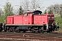 "Deutz 58321 - Railion ""290 091-8"" 28.04.2006 - Mannheim-FriedrichsfeldWolfgang Mauser"