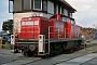 """Deutz 58321 - DB Schenker """"290 591-7"""" 01.10.2010 - WismarBernd Spille"""