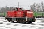 """Deutz 58321 - DB Schenker """"290 591-7"""" 22.01.2010 - Rostock, SeehafenAndreas Görs"""