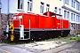 "Deutz 58321 - Railion ""290 591-7"" 24.03.2008 - Seddiner See, Betriebshof SeddinNorman Gottberg"
