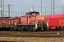 """Deutz 58323 - DB Cargo """"294 593-9"""" 04.03.2018 - Mannheim, RangierbahnhofErnst Lauer"""