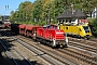"""Deutz 58324 - DB Schenker """"294 594-7"""" 14.10.2011 - OffenburgYannick Hauser"""