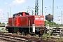 """Deutz 58330 - Railion """"294 100-3"""" 17.06.2007 - Mannheim RangierbahnhofErnst Lauer"""