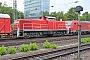"""Deutz 58330 - DB Schenker """"294 600-2"""" 17.08.2010 - Mannheim, HauptbahnhofErnst Lauer"""