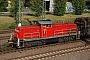"""Deutz 58330 - DB Schenker """"294 600-2"""" 12.09.2012 - Mannheim, RangierbahnhofHarald Belz"""