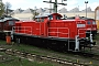 "Deutz 58331 - Railion ""294 661-4"" 20.04.2008 - Cottbus, BetriebshofNorman Gottberg"