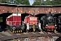 """Deutz 58332 - DB Schenker """"294 662-2"""" 01.06.2014 - Schwarzenberg, EisenbahnmuseumRalph Mildner"""