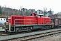 """Deutz 58333 - DB Schenker """"294 663-0"""" 10.03.2011 - Aue (Sachsen), BahnhofKlaus Hentschel"""