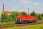 """Deutz 58333 - DB Schenker """"294 663-0"""" 22.08.2013 - ZeitzFrank Thomas"""