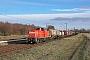 """Deutz 58333 - DB Cargo """"294 663-0"""" 31.01.2019 - Schkeuditz WestAlex Huber"""