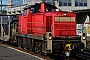 "Deutz 58335 - DB Cargo ""294 665-5"" 22.01.2019 - Darmstadt, HauptbahnhofHarald Belz"