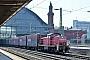 """Deutz 58336 - DB Cargo """"294 960-0"""" 05.09.2018 - Bremen, HauptbahnhofRudi Lautenbach"""