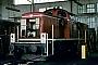 """Deutz 58337 - DB """"290 167-6"""" 17.07.1985 - Düren, BahnbetriebswerkAlexander Leroy"""