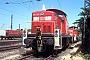 "Deutz 58337 - DB Cargo ""294 167-2"" 02.06.2001 - Köln, Bahnbetriebswerk Köln-EifeltorMartin Welzel"
